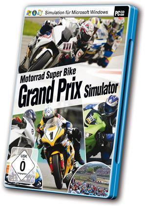 Super Bike Grand Prix Simulator
