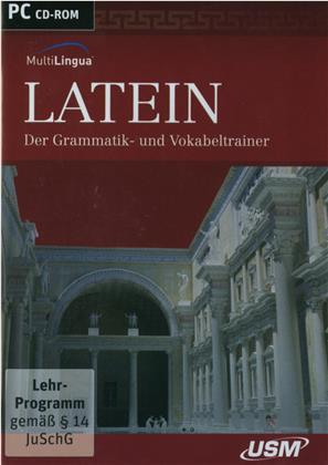 MultiLingua Latein Vokabel- u. Grammatiktrainer - Multilingua Latein Der Grammatik- und Vokabeltrainer (CD-ROM)