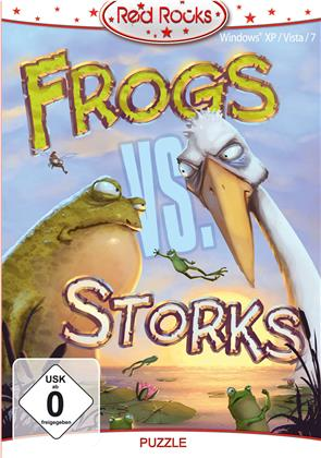 Red Rocks - Frogs vs. Storks