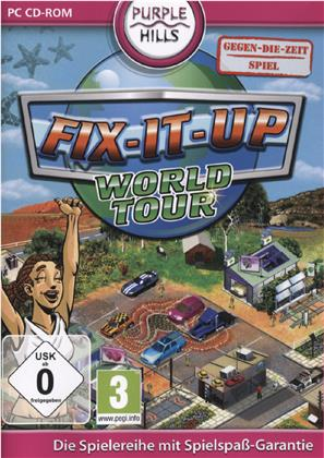 Fix-it-up 2: World Tour - Purple Hills - Purple Hills - Fix-it-up 2: World Tour