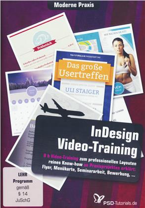 InDesign-Video-Training - Moderne Praxis (Win+Mac+Tablet)