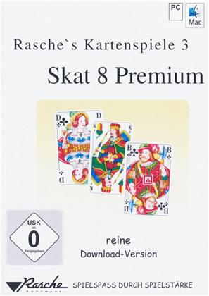Rasche's Skat 8 Premium (Download-version) - Rasche's Skat 8 Premium (Download-Version) - PC+Mac