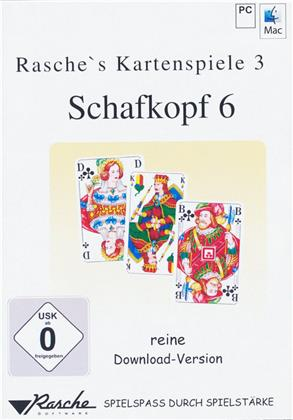 Rasche's Schafkopf 6 (Download-Version) - Rasche's Schafkopf 6 (Download-Version) - PC+Mac