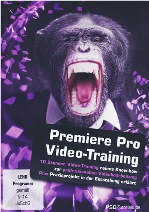 Premiere Pro-Video-Training (PC+Mac+Tablet)