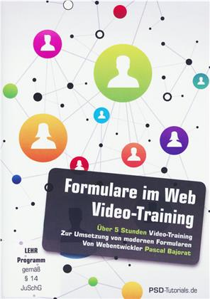 Formulare im Web-Video-Training (Win+Mac+Tablet)