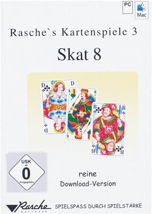 Rasche's Skat 8 (Download-Version) - Rasche's Skat 8 (Download-Version) - PC+Mac