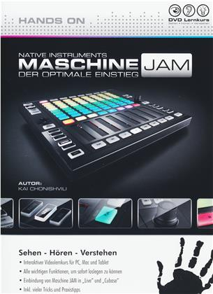 Hands On Maschine JAM Videolernkurs - Der optima - Hands On Maschine JAM Videolernkurs - Der optimale Einstieg (PC+Mac+Tablet)