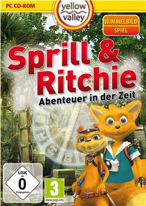 Sprill & Ritchie - Abenteuer in der Zeit - Yellow Valley - Sprill & Ritchie - Abenteuer in der Zeit