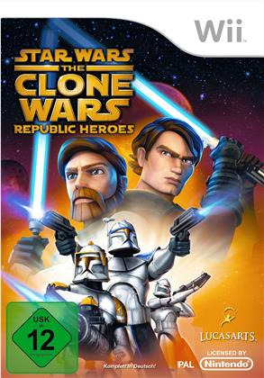 Star Wars - The Clone Wars: Republic Heroes - Star Wars - The Clone Wars: Republic Heroes [SWP]