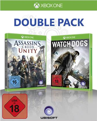 Assassin's Creed Unity & Watch Dogs