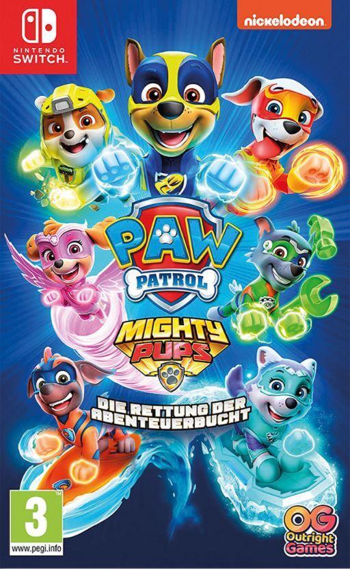 Paw Patrol Mighty Pups - Die Rettung der Abenteuerbucht
