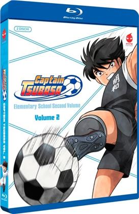 Captain Tsubasa - Elementary School Second Volume - Vol. 2 (2 Blu-ray)