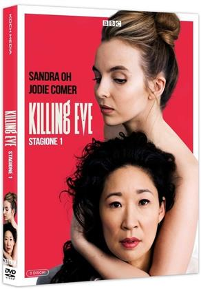 Killing Eve - Stagione 1 (3 DVDs)