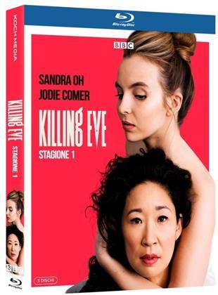 Killing Eve - Stagione 1 (3 Blu-rays)