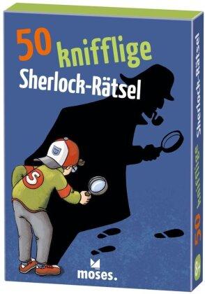 50 meisterhafte Sherlock-Rätsel