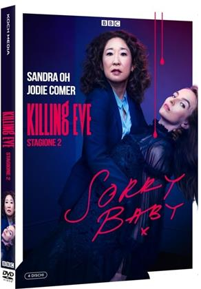 Killing Eve - Stagione 2 (4 DVDs)