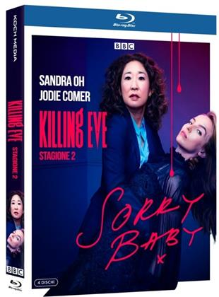 Killing Eve - Stagione 2 (4 Blu-rays)