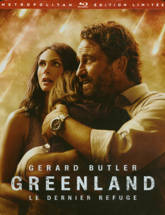 Greenland - Le dernier refuge (2020) (Limited Edition, Steelbook)