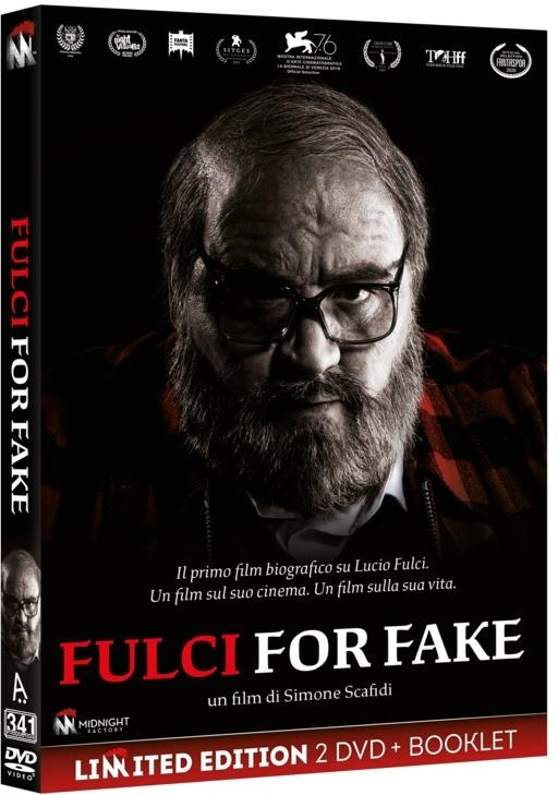 Fulci for Fake (2019) (Limited Edition, 2 DVDs)