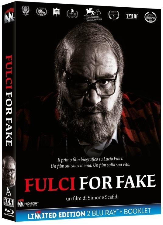 Fulci for Fake (2019) (Edizione Limitata, 2 Blu-ray)