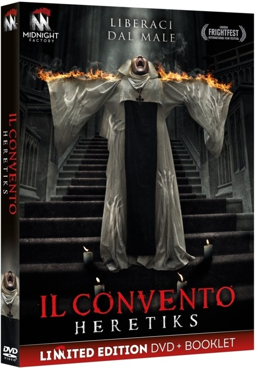 Il Convento - Heretiks (2018) (Limited Edition)