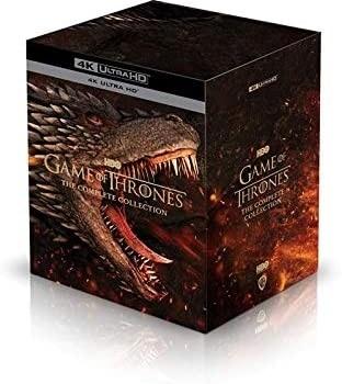 Game Of Thrones - Seasons 1-8 (17 4K Ultra HDs)