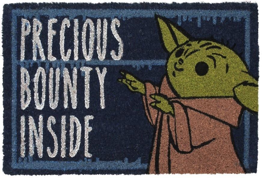 Star Wars The Mandalorian: Precious Bounty Inside - Doormat