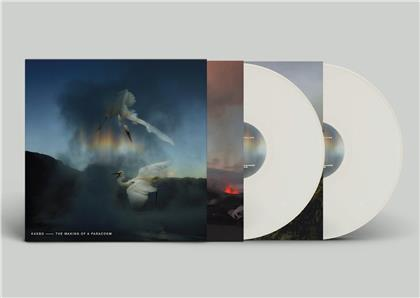 Kasbo - The Making Of A Paracosm (White Vinyl, 2 LPs + Digital Copy)