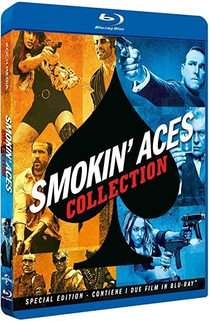 Smokin' Aces Collection (Edizione Speciale, 2 Blu-ray)
