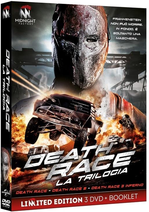 Death Race - La Trilogia (Midnight Factory, Edizione Limitata, 3 DVD)