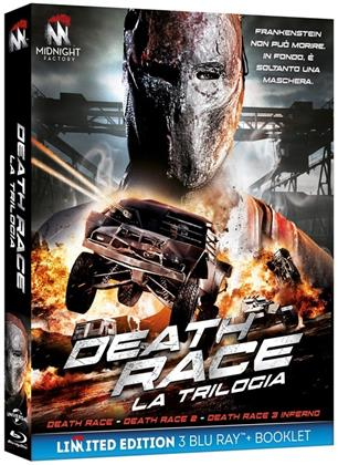 Death Race - La Trilogia (Midnight Factory, Limited Edition, 3 Blu-rays)