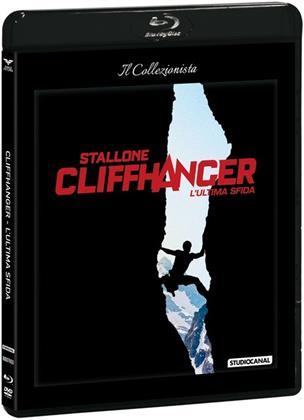 Cliffhanger - L'ultima sfida (1993) (Il Collezionista, Blu-ray + DVD)