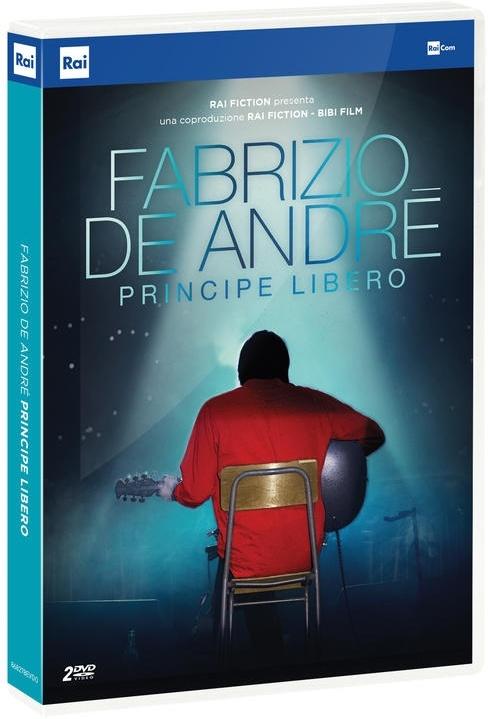 Fabrizio de André - Principe Libero (2018) (Riedizione, 2 DVD)