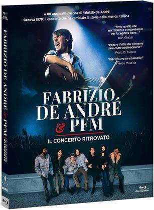 Fabrizio De Andrè & PFM - Il concerto ritrovato (2020)