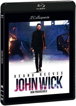 John Wick (2014) (Il Collezionista, Blu-ray + DVD)