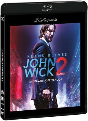 John Wick - Capitolo 2 (2017) (Il Collezionista, Blu-ray + DVD)