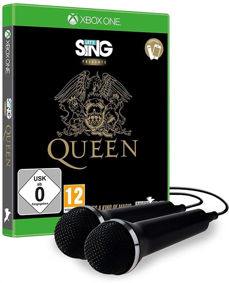Let's Sing Queen [+ 2 Mics]