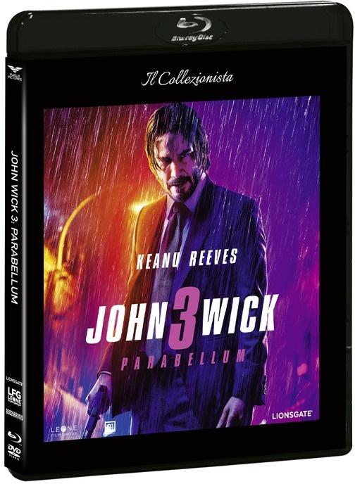 John Wick 3 - Parabellum (2019) (Il Collezionista, Blu-ray + DVD)