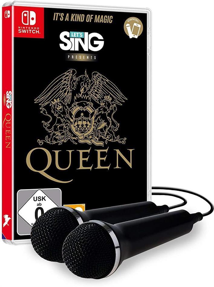Let's Sing Queen [+ 2 Mic]