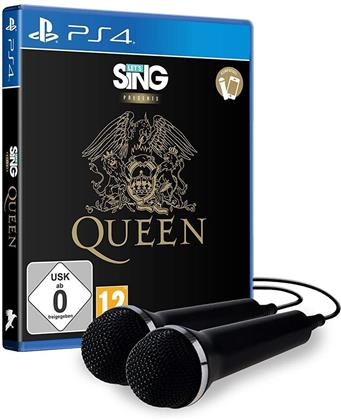 Let's Sing Queen [+ 2 Mics]