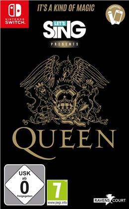 Let's Sing Queen