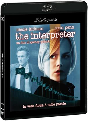 The Interpreter (2005) (Il Collezionista, Blu-ray + DVD)