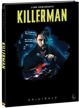 Killerman (2019) (Originals, Blu-ray + DVD)