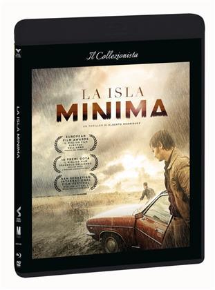 La isla mínima (2014) (Il Collezionista, Blu-ray + DVD)