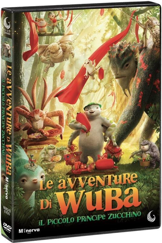 Le avventure di Wuba - Il piccolo principe zucchino (2018)