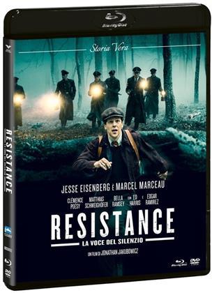 Resistance - La voce del silenzio (2020) (Storia Vera, Blu-ray + DVD)