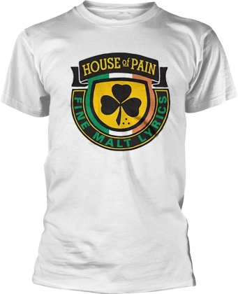 House Of Pain - Fine Malt Lyrics (White)