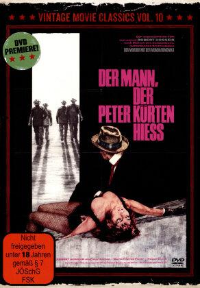 Der Mann, der Peter Kürten hiess (1965)
