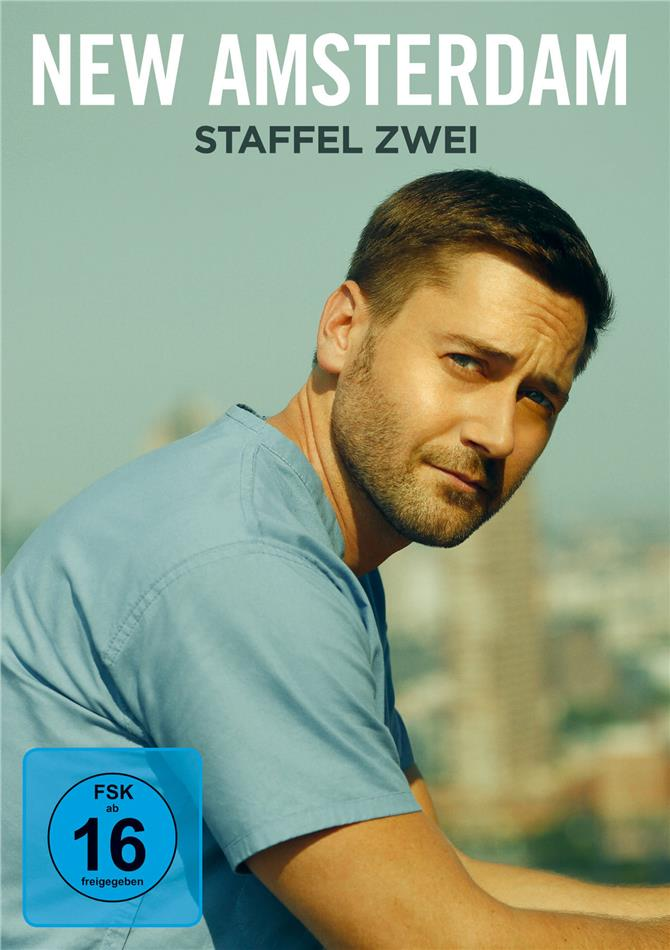 New Amsterdam - Staffel 2 (5 DVDs)