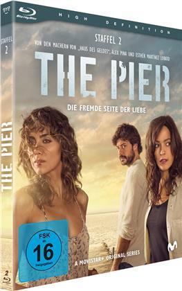 The Pier – Die fremde Seite der Liebe - Staffel 2 (2 Blu-rays)
